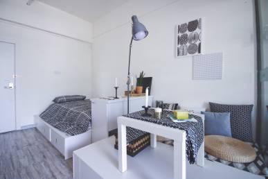 草莓社区-金地金谷公寓整租一居