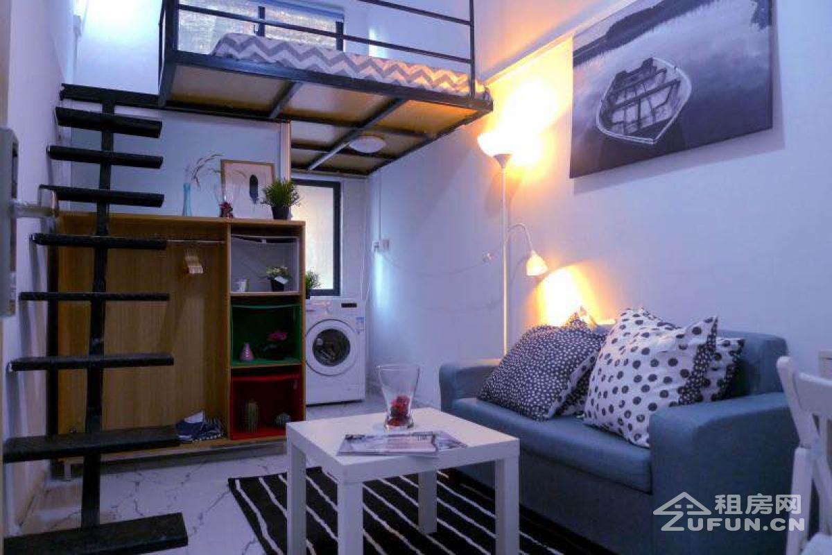 西丽麒麟公寓整租一居